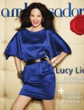 Lucy Liu on the cover of Ambassador (United States) - March 2012