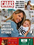 Caras Magazine [Brazil] (22 October 2010)