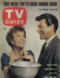 Nanette Fabray on the cover of TV Guide (United States) - June 1961