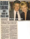 Gloria Loring and Christopher Beaumont