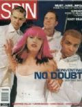 Gwen Stefani on the cover of Spin (United States) - May 2000