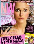 Keira Knightley on the cover of New Woman (United Kingdom) - June 2007