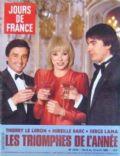 Jours de France Magazine [France] (6 April 1985)