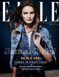on the cover of Elle (Sweden) - April 2014