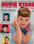 Debbie Reynolds on the cover of Movie Stars (United States) - July 1958