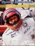 A.J. Foyt on the cover of Sports Illustrated (United States) - May 1975