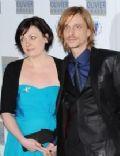 Mackenzie Crook and Lindsay Crook