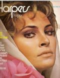 Raquel Welch on the cover of Harpers Bazaar (United Kingdom) - June 1969