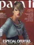 Para Ti Magazine [Argentina] (May 2008)