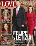 LOVE Magazine [Spain] (2 May 2012)