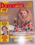 Domenica del Corriere Magazine [Italy] (9 February 1989)