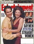 Debra Messing, Eric McCormack, Greg Kinnear, Helen Hunt, Julia Roberts, Rupert Everett on the cover of Entertaiment Weekly (United States) - October 1998