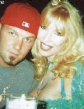 Peggy Trentini and Fred Durst