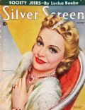Madeleine Carroll on the cover of Silver Screen (United States) - November 1937