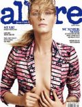 Angela Lindvall on the cover of Allure (South Korea) - July 2014