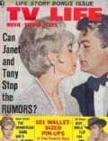 Janet Leigh on the cover of TV Picture Life (United States) - July 1961