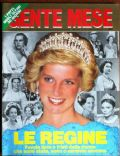 Gente Mese Magazine [Italy] (November 1986)