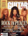 Guitar World Magazine [United States] (April 2007)