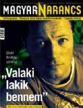 Magyar Narancs Magazine [Hungary] (8 November 2007)
