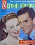 Jeanne Crain on the cover of Screen Stories (United States) - July 1951