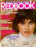 Linda Ronstadt on the cover of Redbook (United States) - February 1979