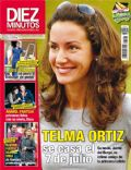 Diez Minutos Magazine [Spain] (2 May 2012)