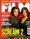 Neve Campbell on the cover of Total Film (United Kingdom) - May 1998
