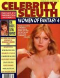 Michelle Pfeiffer on the cover of Celebrity Sleuth (United States) - April 1993