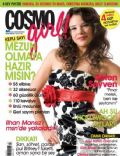 Selen Seyven on the cover of Cosmo Girl (Turkey) - May 2008