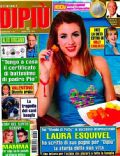 Laura Esquivel on the cover of Di Pi TV (Italy) - August 2012