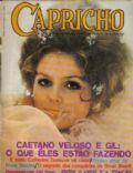 Capricho Magazine [Brazil] (August 1969)