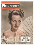Jeanne Crain on the cover of Picturegoer (United Kingdom) - August 1949