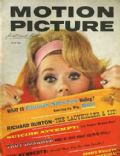 Connie Stevens on the cover of Motion Picture (United States) - June 1962