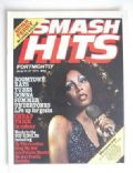 Donna Summer on the cover of Smash Hits (United Kingdom) - June 1979