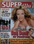 SUPER ILLU Magazine [Germany] (8 September 2005)