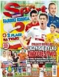 Cesc Fàbregas, Karim Benzema, Przemyslaw Tyton, Robert Lewandowski on the cover of Bravo Sport (Poland) - June 2012