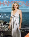 Kim Cattrall on the cover of Hamptons (United States) - May 2008