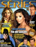 Ashley Benson, Chad Michael Murray, Eva Longoria, Joseph Morgan, Lana Parrilla, Nathan Fillion on the cover of Series Mag (France) - July 2012