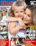 Semana Magazine [Spain] (3 November 2011)