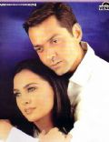 Bobby Deol and Lara Dutta