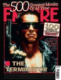 Arnold Schwarzenegger on the cover of Empire (United Kingdom) - November 2008