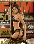 Sofia Aparício on the cover of Fhm (Portugal) - April 2007