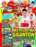Cristiano Ronaldo, Fernando Torres, Lukas Podolski, Robert Lewandowski, Robin van Persie on the cover of Bravo Sport (Poland) - May 2012
