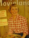 Doris Day on the cover of Movieland (United States) - September 1951