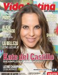 Kate del Castillo on the cover of Vida Latina (United States) - March 2013