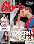 Gloria Magazine [Croatia] (5 May 2011)