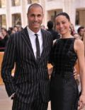 Nigel Barker and Crissy Barker