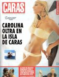 Carolina Oltra on the cover of Caras (Argentina) - February 2007