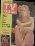 Leonor Benedetto on the cover of TV Guia (Argentina) - January 1984