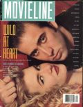 Laura Dern on the cover of Movieline (United States) - September 1990